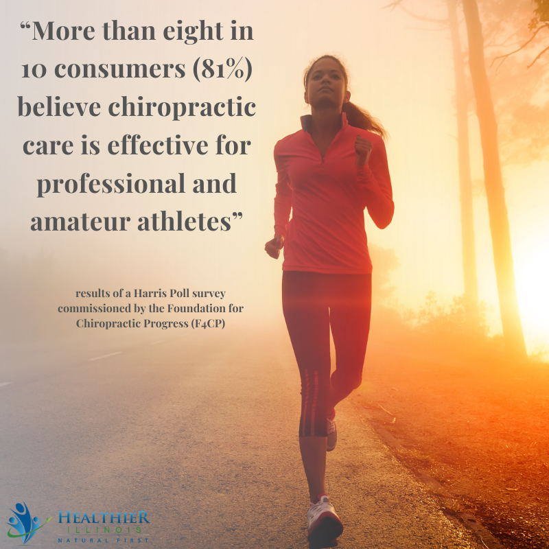 Healthier Illinois Chiropractic Care Effective Athletes