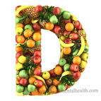 D fruits and veggies