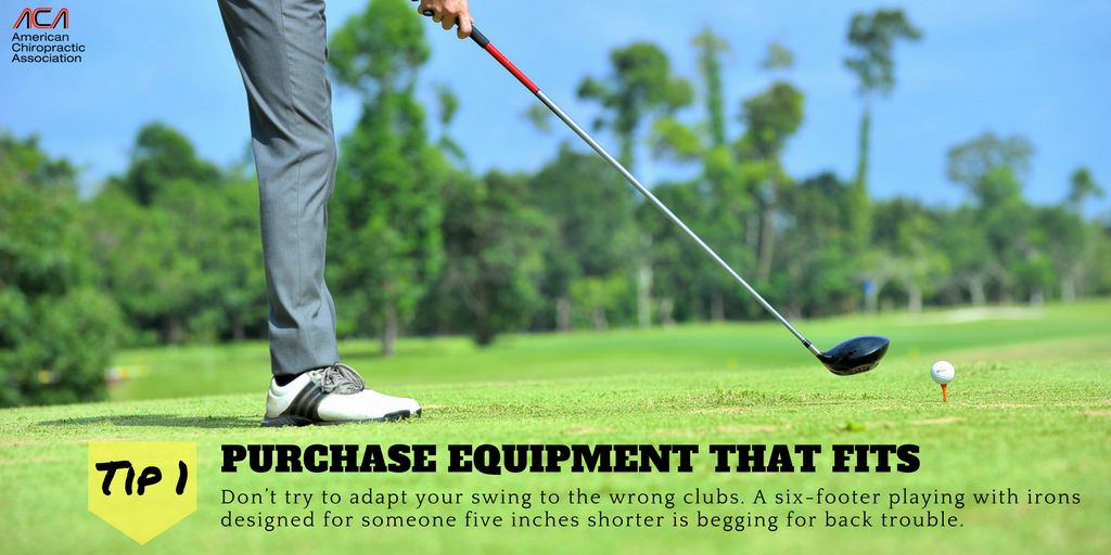 Peoria Golf Equipment That Fits