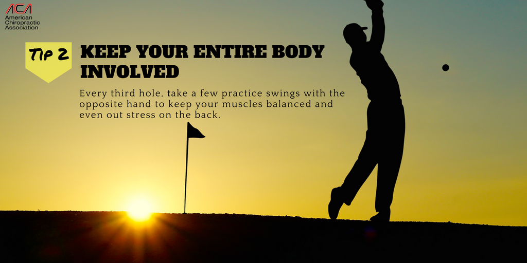 Peoria Golf Swing Tip